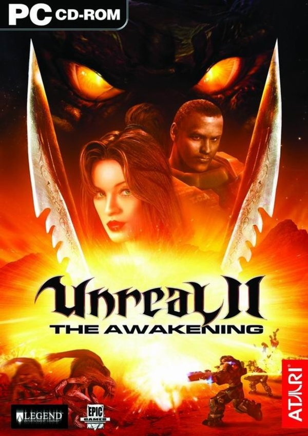 Cover zu Unreal 2: The Awakening