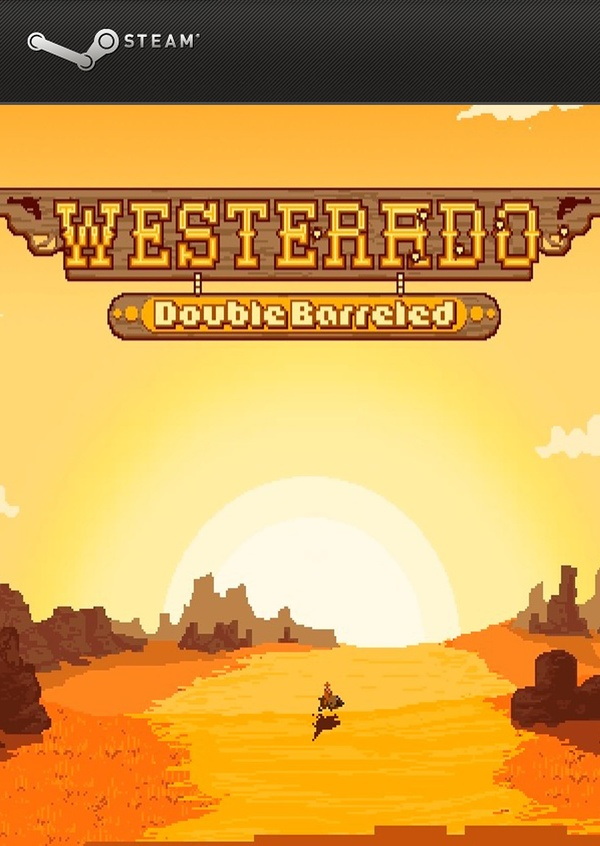 Cover zu Westerado: Double Barreled