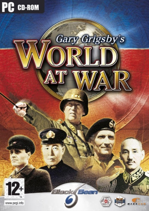 Cover zu World at War