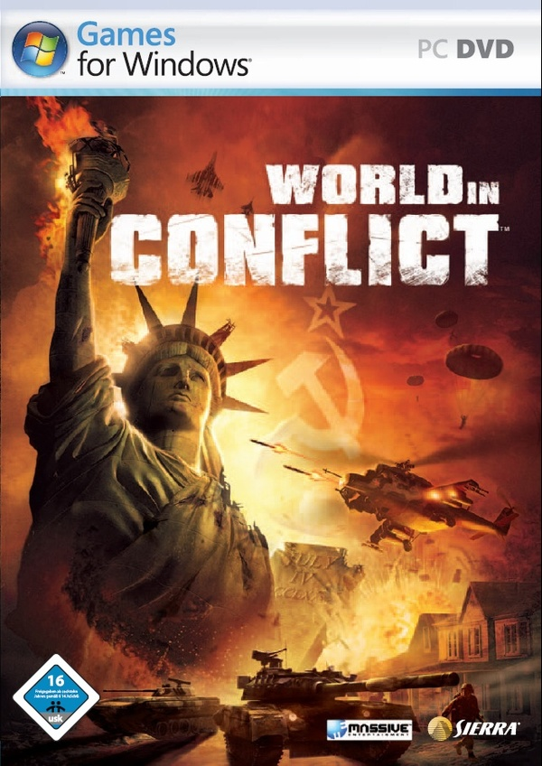Cover zu World in Conflict