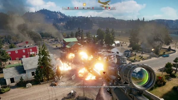 Screenshot zu Far Cry 5 - Screenshots