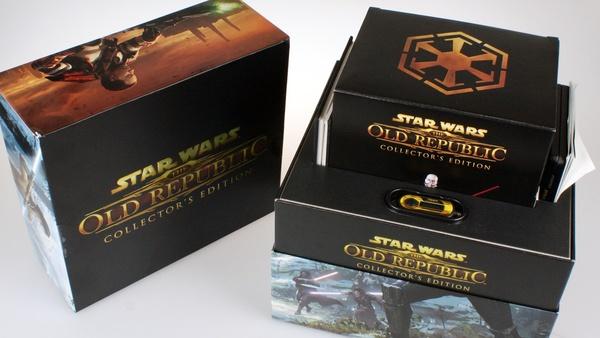 Screenshot zu Star Wars: The Old Republic - Inhalt der Collector's Edition vorgestellt