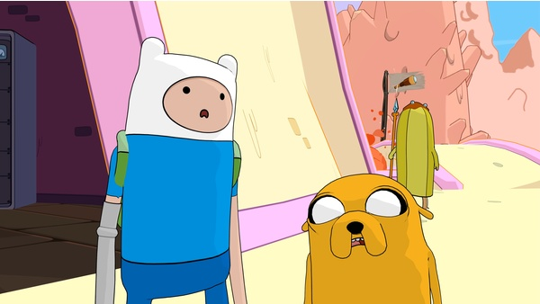 Screenshot zu Adventure Time: Pirates of Enchiridion - Screenshots