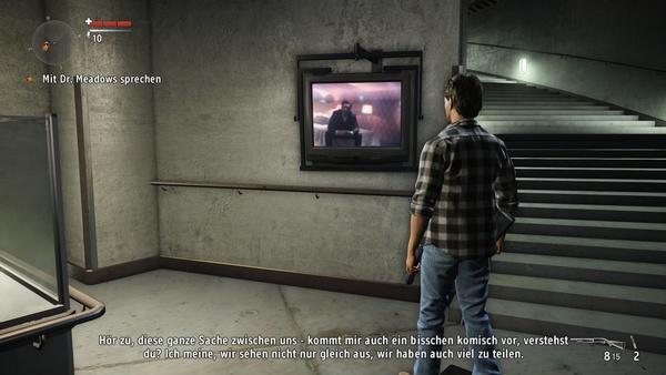 Screenshot zu Alan Wake's American Nightmare - Screenshots