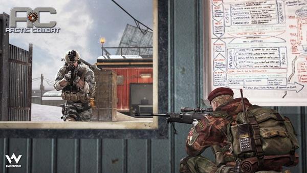Screenshot zu Arctic Combat - Screenshots