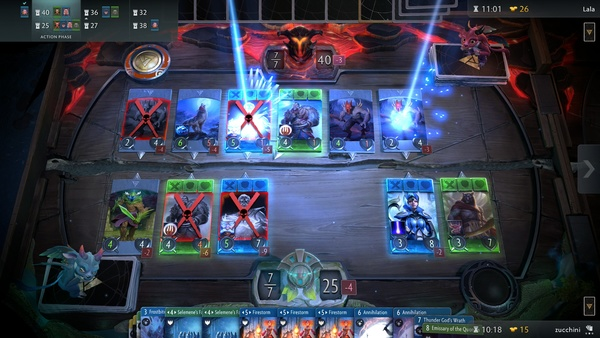 Screenshot zu Artifact: The Dota Card Game - Screenshots
