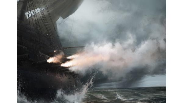 Screenshot zu Assassin's Creed 3 - Artworks & Konzeptgrafiken