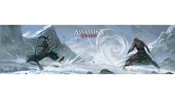 Screenshot zu Assassin's Creed - Asien-Fanart von Yuan