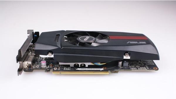 Bilder zu Asus Radeon HD 7770 DirectCU - Bilder