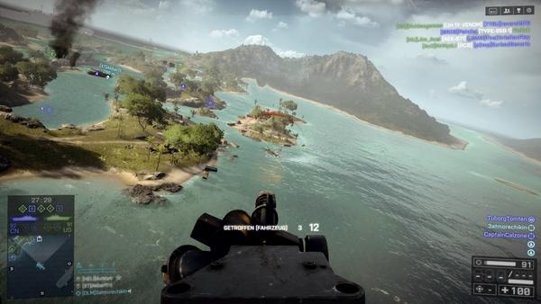 Screenshot zu Battlefield 4 - Screenshots zum DLC »Naval Strike«