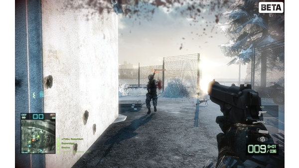 Screenshot zu Battlefield: Bad Company 2 - PC-Beta im Bild