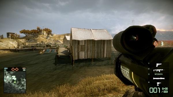 Screenshot zu Battlefield: Bad Company 2 - Zerstörung im Detail