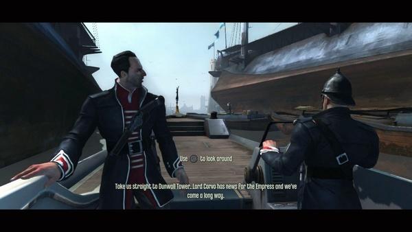 Screenshot zu Dishonored - Screenshots-Vergleich: PC / Xbox 360 / PS3
