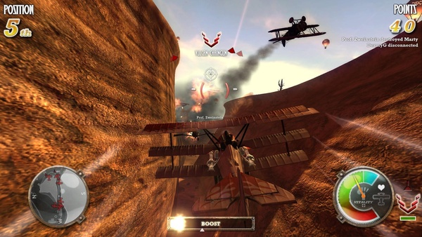Screenshot zu Dogfighter - Screenshots