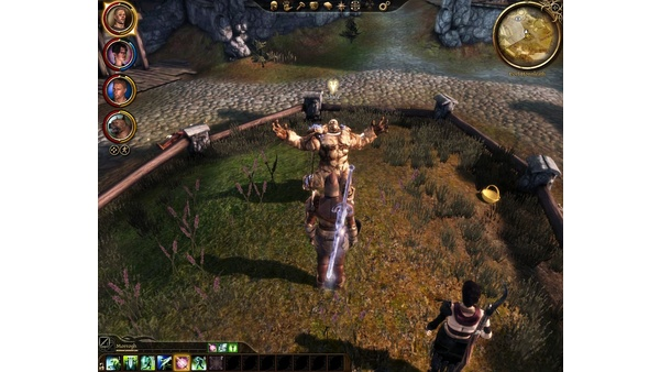 Screenshot zu Dragon Age: Origins - DLC: The Stone Prisoner