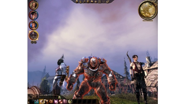Screenshot zu Dragon Age: Origins - DLC: The Stone Prisoner