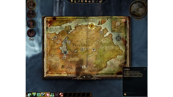 Screenshot zu Dragon Age: Origins - DLC: Wardens Keep