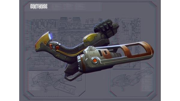 Screenshot zu Earthrise - Artworks und Konzeptzeichnungen