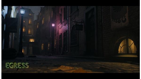Screenshot zu Egress - Neues Battle Royale im Stil von Dark Souls