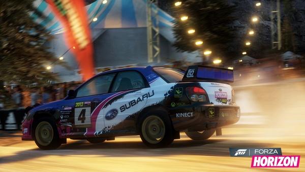 Bild der Galerie Forza Horizon - Screenshots