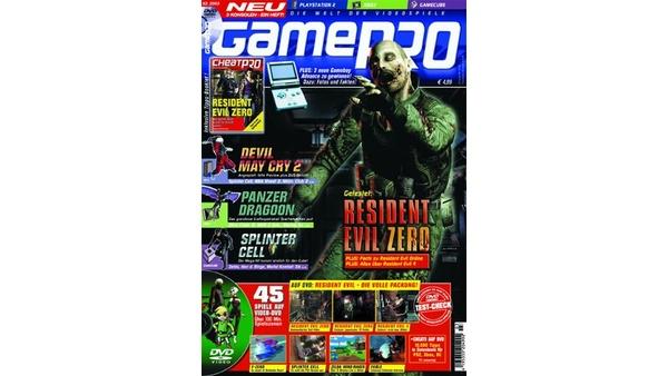 Bild der Galerie GamePro Heftcover - 2003