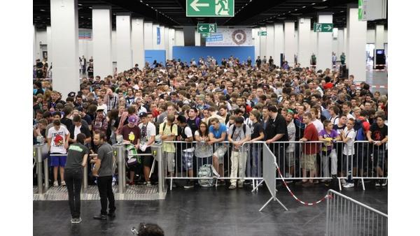 Bild der Galerie gamescom 2012 - Bilder von der Spielemesse