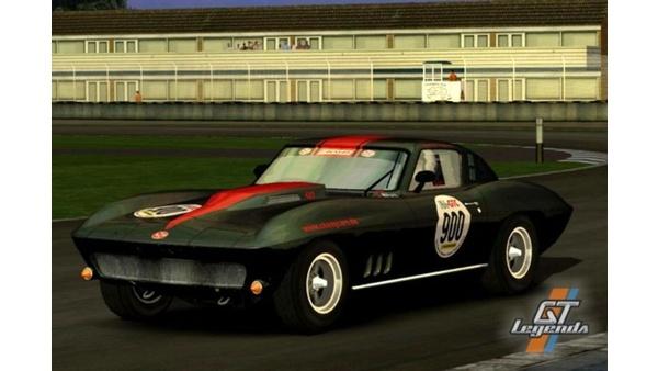 Screenshot zu GT Legends - Screenshots