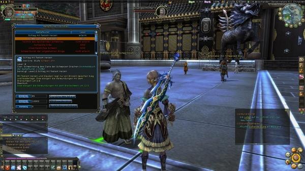 Screenshot zu Gunblade Saga - Screenshots
