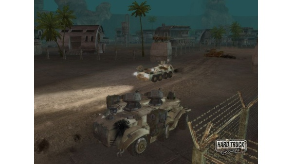 Screenshot zu Hard Truck: Apocalypse - Screenshots