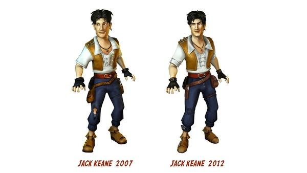 Screenshot zu Jack Keane 2 - Artworks und Konzeptzeichnungen