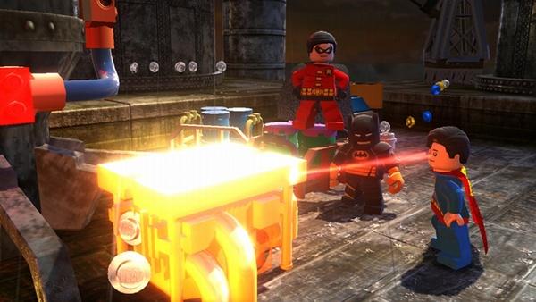 Screenshot zu Lego-Spiele in Serie - Die Klötzchen-Reihe vorgestellt