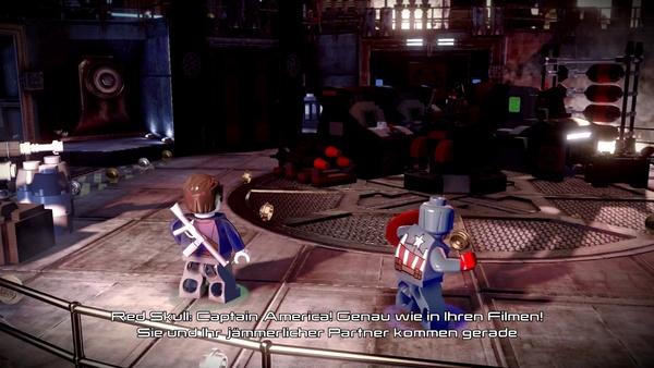 Screenshot zu LEGO Marvel's Avengers - Screenshots