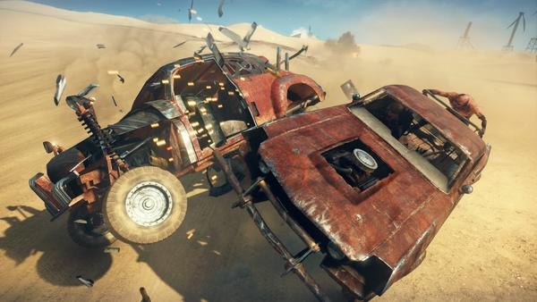 Screenshot zu Mad Max - Screenshots