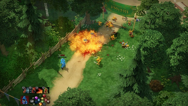 Screenshot zu Magicka 2 - Screenshots