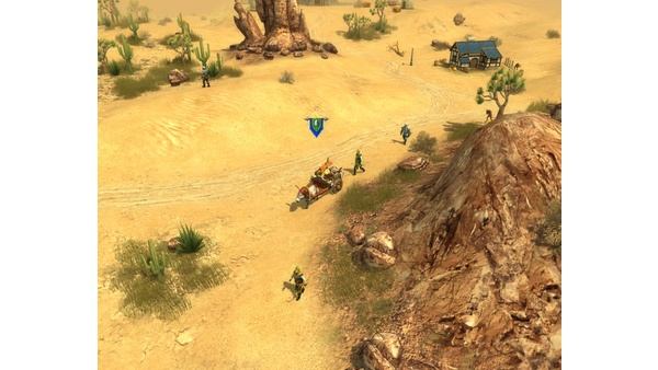 Screenshot zu Majesty 2: The Fantasy Kingdom Sim - Screenshots