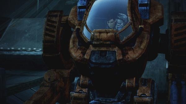 Screenshot zu Mass Effect 3 - Screenshots aus dem »Leviathan«-DLC
