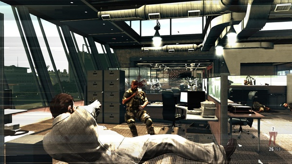 Screenshot zu Max Payne 3 - PC-Screenshots
