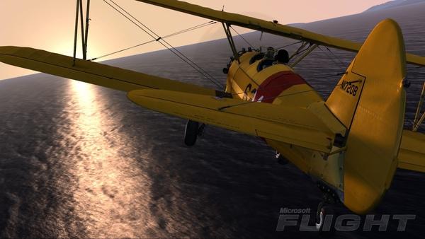 Screenshot zu Microsoft Flight - Screenshots