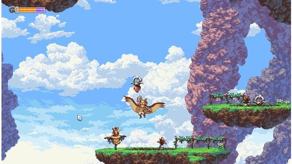 Screenshot zu Owlboy - Screenshots