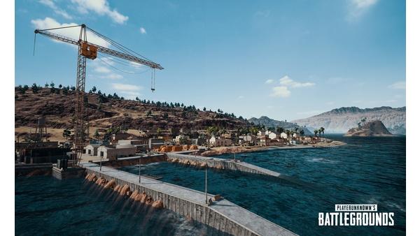 Screenshot zu Playerunknown's Battlegrounds - Screenshots der Wüsten-Map