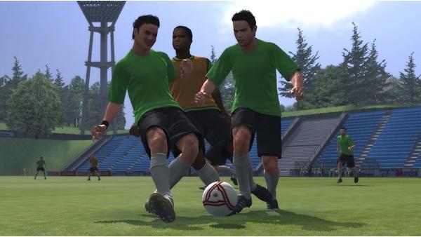 Screenshot zu Pro Evolution Soccer 2009 - Screenshots