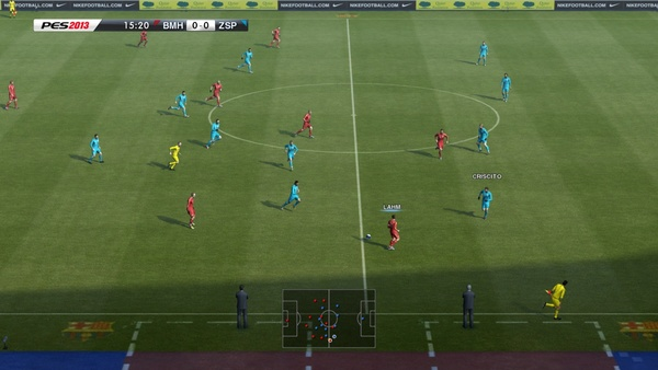 Screenshot zu Pro Evolution Soccer 2013 - Screenshots