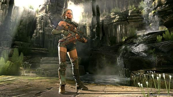 Screenshot zu Rage - Screenshots zum »The Scorchers«-DLC
