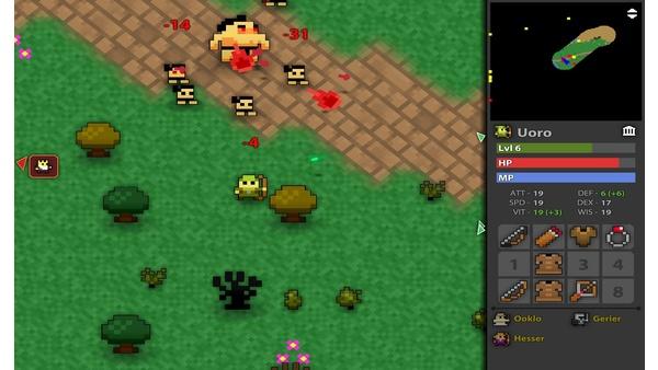 Screenshot zu Realm of the Mad God - Screenshots
