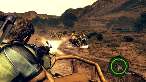 Screenshot zu Resident Evil 5 - Screenshots