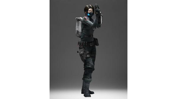 Screenshot zu Resident Evil: Operation Raccoon City - Artworks und Konzeptzeichnungen