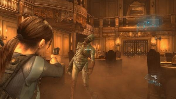 Screenshot zu Resident Evil: Revelations - Screenshots aus dem HD-Remake