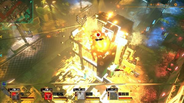 Screenshot zu Satellite Reign - Screenshots
