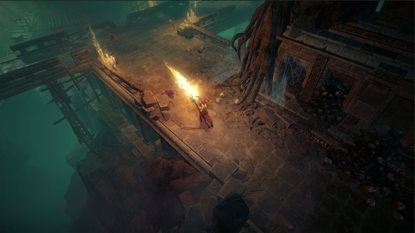Screenshot zu Shadows: Awakening - Screenshots