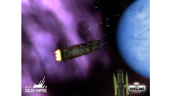 Screenshot zu Sins of a Solar Empire - Screenshots